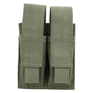 Blackhawk S.T.R.I.K.E. Double Pistol Mag Pouch Ranger Green