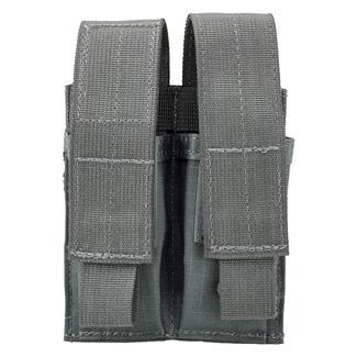Blackhawk S.T.R.I.K.E. Double Pistol Mag Pouch Urban Gray