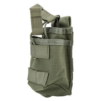Blackhawk Tier Stacked SR25/M14/FAL Mag Pouch Ranger Green