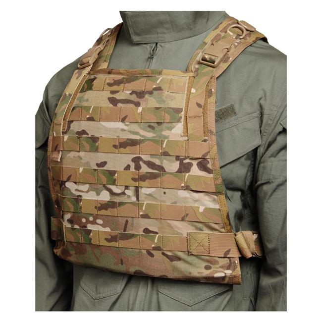 Blackhawk S.T.R.I.K.E. Plate Carrier Harness Multicam