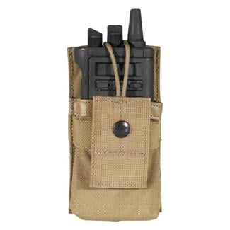 Blackhawk Small Radio/GPS Pouch Coyote Tan