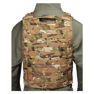 Blackhawk S.T.R.I.K.E. Commando Recon Back Panel MultiCam