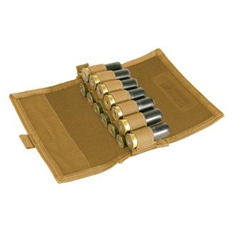Blackhawk Shotgun 18 Round Vertical Pouch Coyote Tan