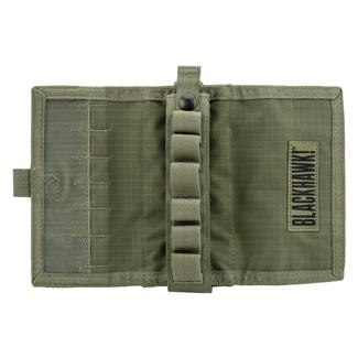 Blackhawk Shotgun 18 Round Vertical Pouch Ranger Green