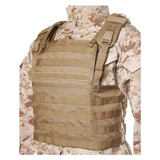 Blackhawk S.T.R.I.K.E. Lightweight Commando Recon Chest Harness Coyote Tan