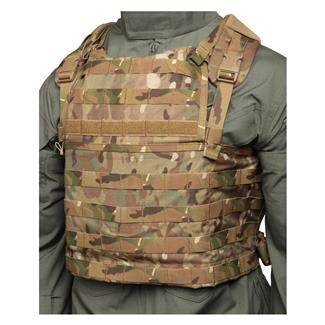 Blackhawk S.T.R.I.K.E. Lightweight Commando Recon Chest Harness MultiCam