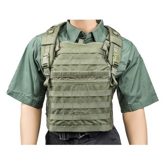 Blackhawk S.T.R.I.K.E. Lightweight Commando Recon Chest Harness Ranger Green