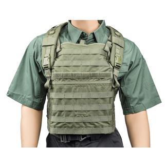 Blackhawk S.T.R.I.K.E. Lightweight Commando Recon Chest Harness Ranger Green