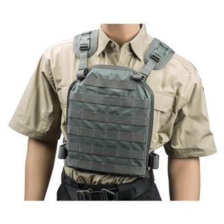 Blackhawk S.T.R.I.K.E. Lightweight Plate Carrier Harness Urban Gray