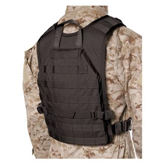 Blackhawk S.T.R.I.K.E. Lightweight Commando Recon Back Panel Coyote Tan Multicam Black