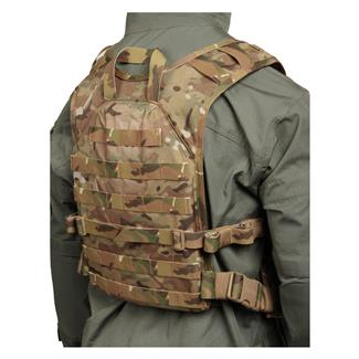 Blackhawk S.T.R.I.K.E. Lightweight Commando Recon Back Panel MultiCam