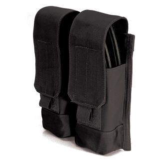 Blackhawk AK-47 Double Mag Pouch Black