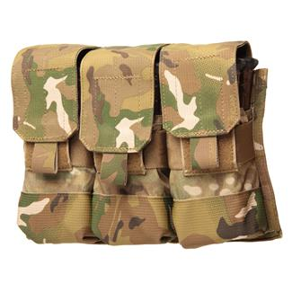 Blackhawk M4/M16 Triple Mag USA Pouch MultiCam