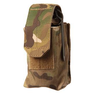 Blackhawk Single Smoke Grenade USA Pouch MultiCam