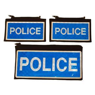 Propper Police Drop Panels Black