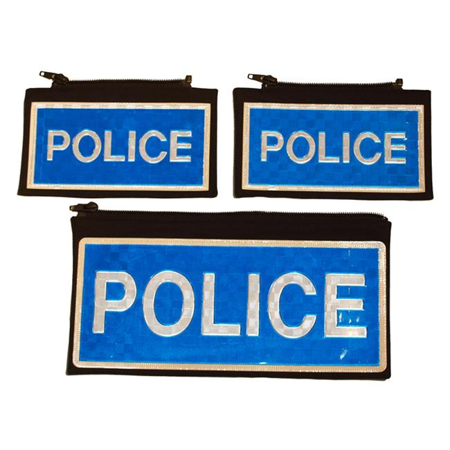 Propper Police Drop Panels Black