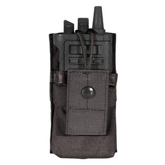 Blackhawk Small Radio/GPS USA Pouch Black