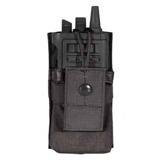 Blackhawk Small Radio/GPS USA Pouch Black