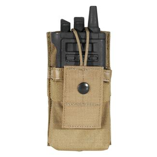 Blackhawk Small Radio/GPS USA Pouch Coyote Tan