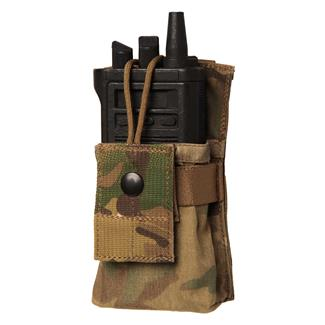 Blackhawk Small Radio/GPS USA Pouch Multicam