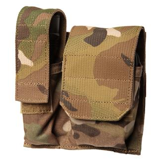 Blackhawk Cuff/Mag/Light USA Pouch MultiCam