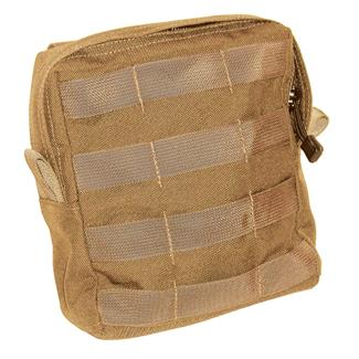 Blackhawk Large Zipper Utility USA Pouch Coyote Tan