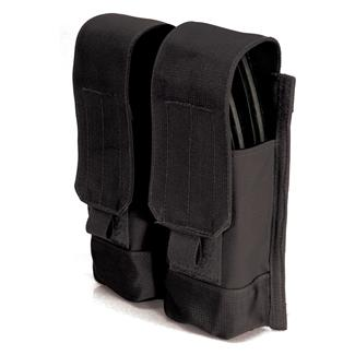 Blackhawk AK-47 Double Mag USA Pouch Black
