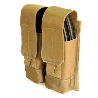 Blackhawk AK-47 Double Mag USA Pouch Coyote Tan