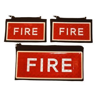 Propper Fire Drop Panels Black