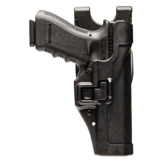 Blackhawk Serpa Level 2 Auto Lock Duty Holster Black