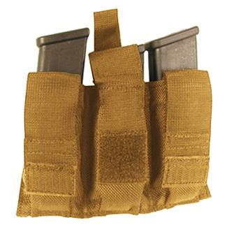 Blackhawk Belt Mounted Triple Mag Pouch Coyote Tan