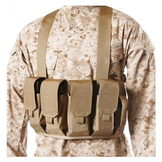 Blackhawk Chest Magazine Pouch Desert
