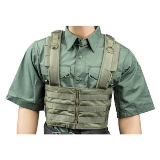 Blackhawk S.T.R.I.K.E. Split Front Chest Rig Ranger Green