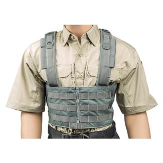 Blackhawk S.T.R.I.K.E. Split Front Chest Rig Urban Gray