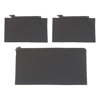 Propper Blank Drop Panels Black