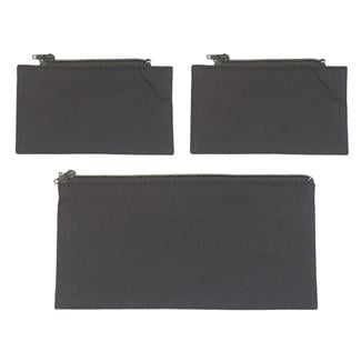 Propper Blank Drop Panels Black