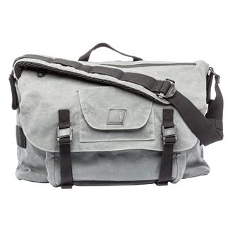 Blackhawk Diversion Wax Canvas Messenger Bag Slate
