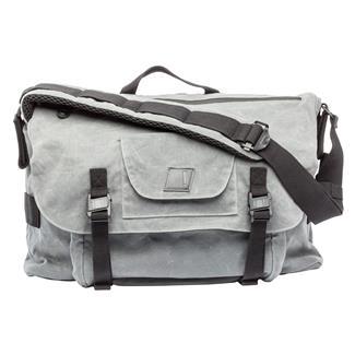 Blackhawk Diversion Wax Canvas Messenger Bag Slate