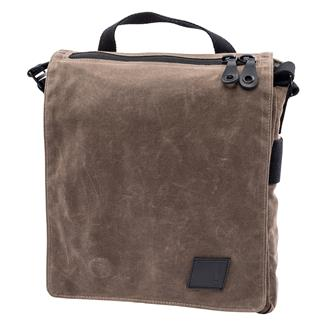 Blackhawk Diversion Wax Canvas Satchel Earth