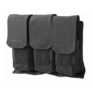 Blackhawk Hook Backed Triple M16 Mag Pouch Black