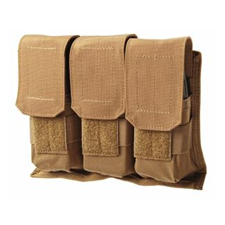Blackhawk Hook Backed Triple M16 Mag Pouch Coyote Tan