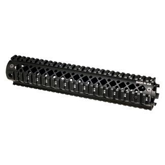 Blackhawk AR-15 Rifle Quad Rail Forend (2 Piece) Black