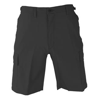 Propper Cotton Ripstop BDU Shorts (Zip Fly) Black