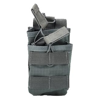 Blackhawk Tier Stacked SR25/M14/FAL Mag Pouch Urban Gray