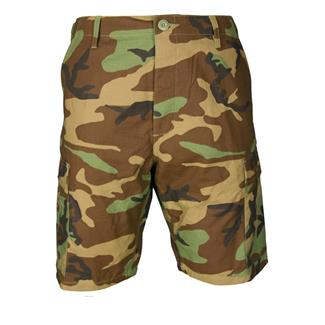 Propper Cotton Ripstop BDU Shorts (Zip Fly) Woodland