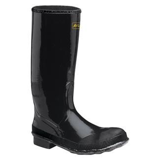 """LaCrosse 16"""" Economy Knee Boots WP Black"""