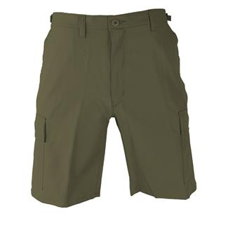 Propper Cotton Ripstop BDU Shorts (Zip Fly) Olive
