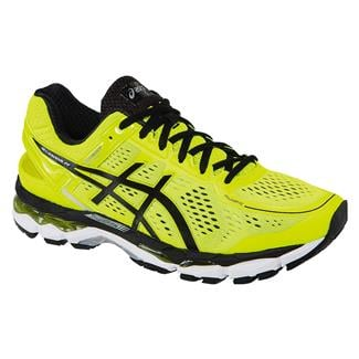 ASICS GEL-Kayano 22 Flash Yellow / Black / Silver