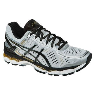 ASICS GEL-Kayano 22 Silver / Black / Gold