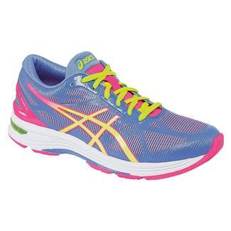 ASICS GEL-DS Trainer 20 Powder Blue / Flash Yellow / Hot Pink